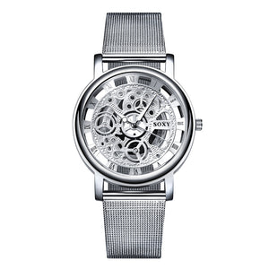 Men's watch, men's non mechanical watch, hollow cross border Watch - Smoulder Products
