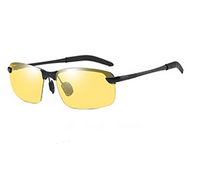 Color changing polarized sunglasses Unisex sunglasses