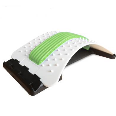 Spinal Cervical Massager Lumbar Orthosis Student Creative Fitness Equipment Spine Car Acupuncture Massage Cushion Waist