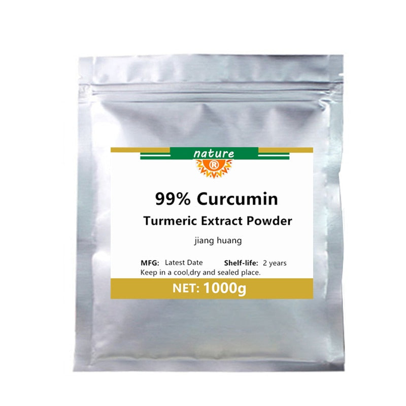 99% Curcumin Turmeric Root Extract Powder,Supplement Supports Joint Function,Promotes Digestive & Cardiovascular Function - Smoulder Products