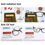 Anti Blue Ray Glasses UV Protection Computer Gamer Blue Light Block Glasses Blue Filter Anti Fatigue Eyeglasses Negative Ion - Smoulder Products