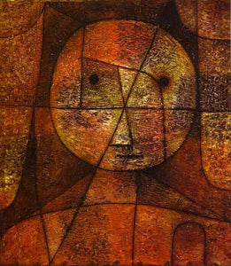 High quality Oil painting Canvas Reproductions Gauze (1940) by Paul Klee  Painting hand painted - Smoulder Products