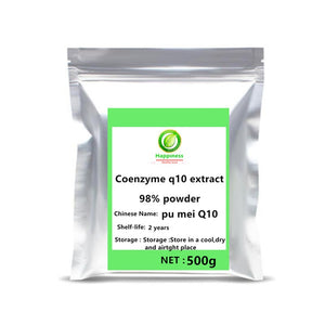 New arrival Pure Coenzyme Q10 amla powder Co-Q10 1pc festival top supplement body anti-fatigue Improves immunity free shipping. - Smoulder Products