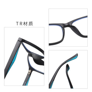 Teens Glasses Kids Blue Light Block Youth Frame Anti Reflective Protective Optical Lens Boy Girls 5 to 15 Computer Eyeglasses UV - Smoulder Products