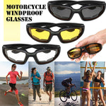 Motorcycle Windproof Glasses Car Night Vision Glasses Anti Glare Driving Glasses Protective Gears Driver Outdoor UV Sun Prevent - Smoulder Products