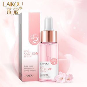 LAIKOU Hyaluronic Acid 15ml Essence Facial Serum In Beauty and Health Vitamin C Face Serum Cream Anti-Aging Dry Skin Care New - Smoulder Products