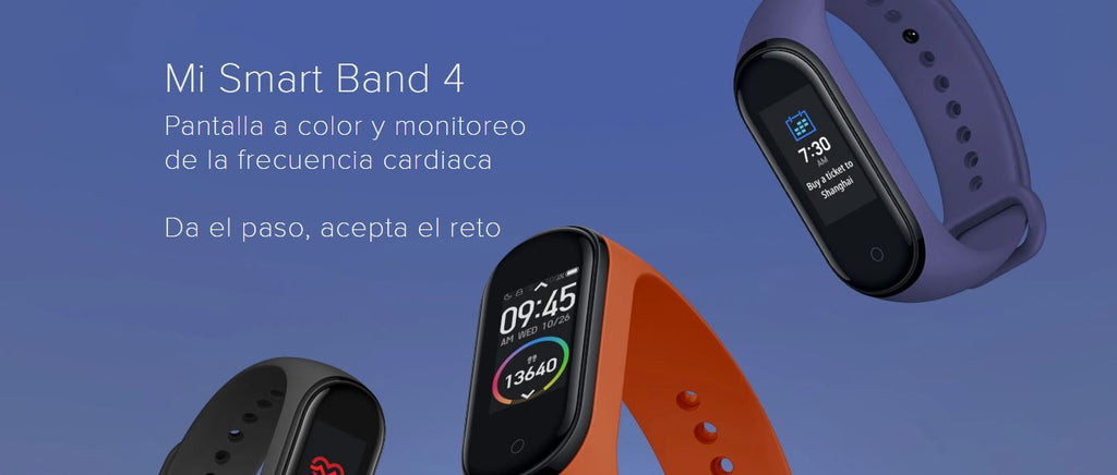 Xiaomi Mi Band 4 - Smoulder Products