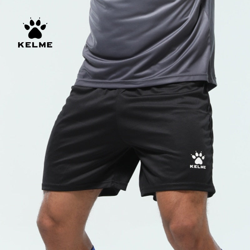 Soccer Shorts Men Elastic  Running Football Quick Dry Breathable - Smoulder Products