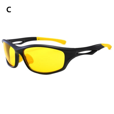 Bicycle glasses Sports motorcycle Cycling Riding Running UV Protective Goggles Sunglasses eyewears for Men Women - Smoulder Products