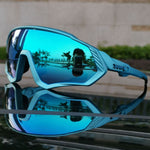 Men Women 2020 Polarized 5 Lens UV400 Cycling Glasses Road Bike Sunglasses Running Riding Fishing Goggles Sport Bicycle Eyewear - Smoulder Products