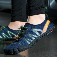 Indoor Yoga Sports Gym Training Shoes Women Light Weight Treadmill Running Shoes Barefoot Outdoor Beach Sport Shoes Sneakers