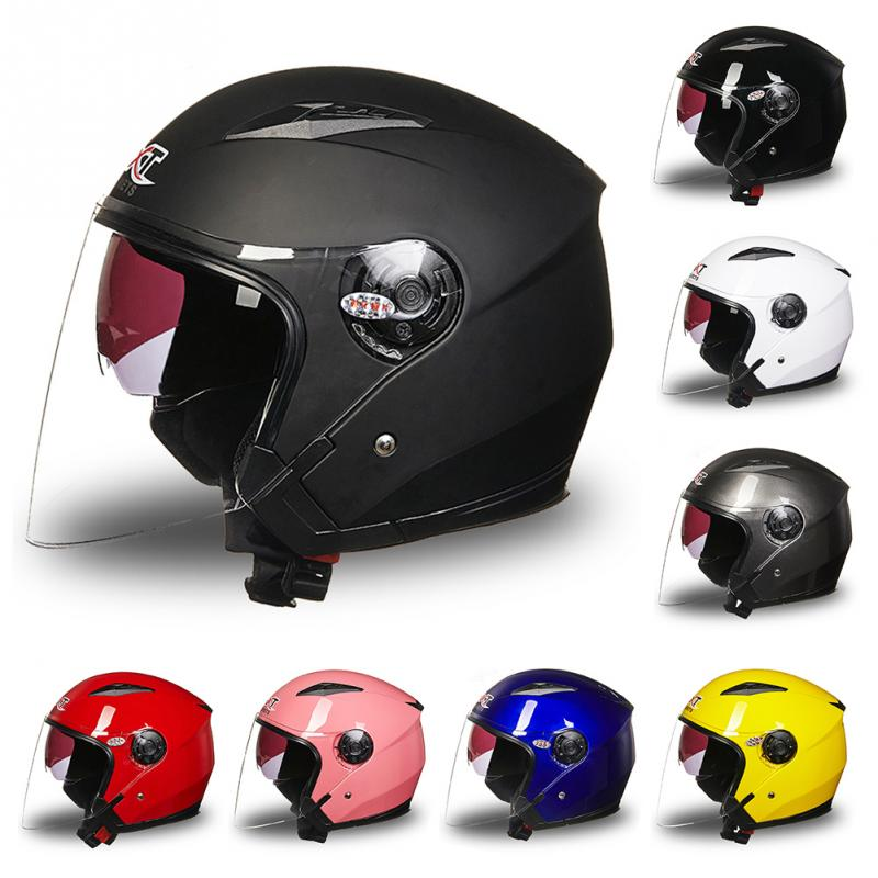 Unisex Motorcycle Helmet Full Face Anti-UV Electrombile Motorbike Road Bike Pinlock Visor Double lens For 4 seasons - Smoulder Products