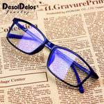 Anti Light Glasses Ray Blue Fashion Anti Blue Fatigue Protection Blocking Goggles Eye Square Radiation Computer 2019 New - Smoulder Products