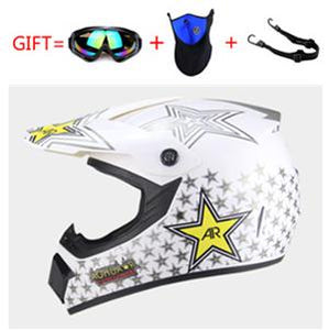 Men Motocross Helmet Off Road Professional Atv Cross Helmets Mtb Dh Racing Motorcycle Helmet Dirt Bike Capacete De Moto Casco - Smoulder Products
