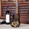 TOOARTS Guitar wine cork container Handcrafts Home decoration Decorations Practical crafts vintage home decor - Smoulder Products