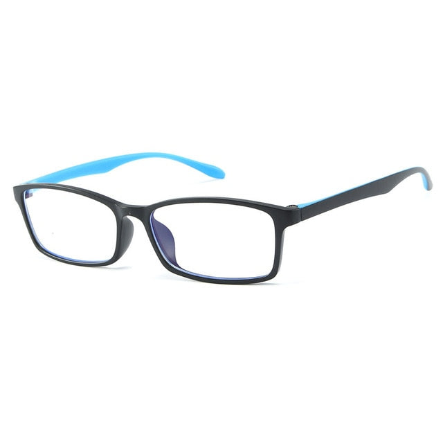 DENISA Anti Blue Light Glasses Blue Light Blocking Computer Glasses Spectacle Frame Gaming Eyeglasses Lunette Lumiere Bleue S811 - Smoulder Products
