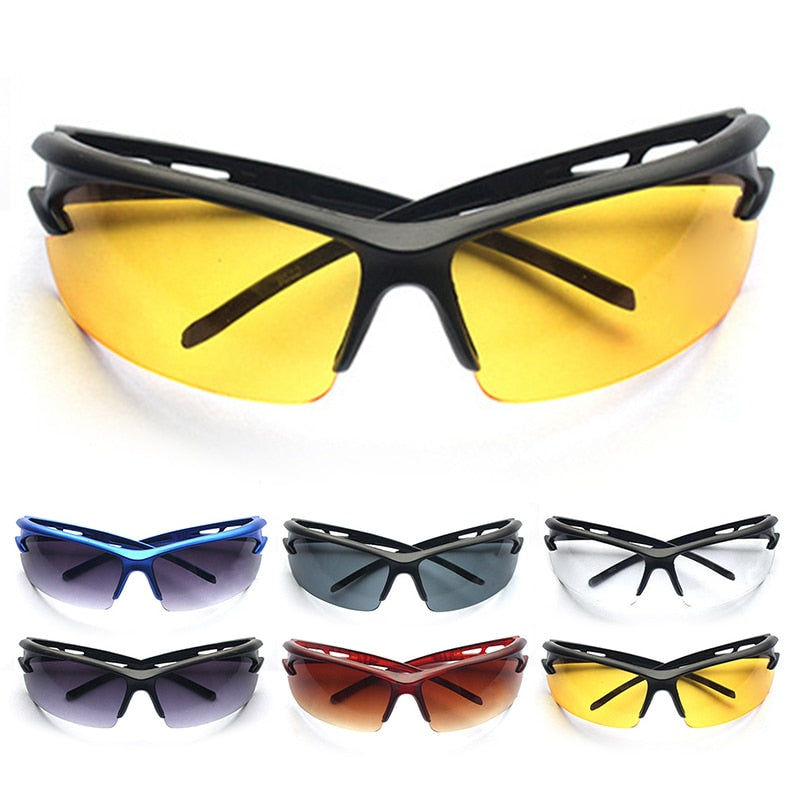 Outdoor Sport Mountain Bike MTB Bicycle Glasses NEW Men Women Cycling Glasses Motorcycle Sunglasses Eyewear Dropshipping 9 - Smoulder Products