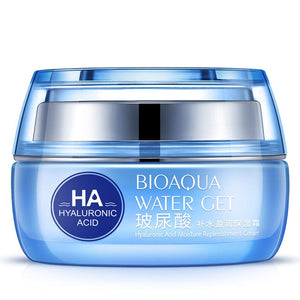 BIOAQUA Hyaluronic Acid Day Cream Whitening Moisturizing Anti Wrinkle Anti Aging Face Cream Face Care - Smoulder Products