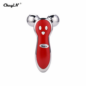 3D Massager Roller of Micro Current Vibration Electric Massager Full Body Anti Wrinkle Roller Ball Massage Lymphatic + FREE GIFT - Smoulder Products
