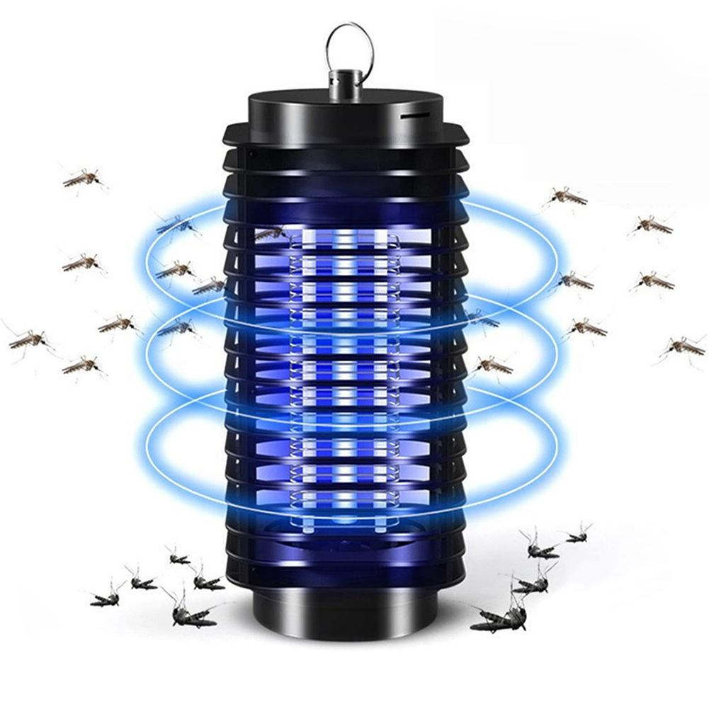 LED Electric Photocatalyst Home Anti Mosquito Repeller Bug Trap Killer Lamp - Smoulder Products