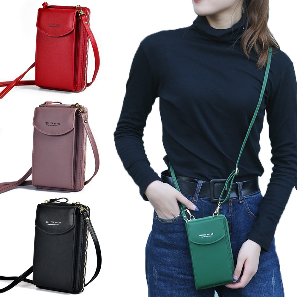 PU Luxury Handbags Womens Bags for Woman 2020 Ladies Hand Bags Women's Crossbody Bags Purse Clutch  Phone Wallet Shoulder Bag - Smoulder Products