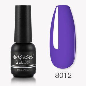 Nailwind Gel Nail Polish Varnishes Pure Color Semi Permanent Base top Need UV LED lamp Manicure Paint Hybrid  nails gel polish - Smoulder Products