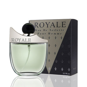 JEAN MISS Royale Long Lasting Fragrances Scent Brand 75ml Perfume Men Parfum Atomizer Body Spray Bottle Glass Male Perfume M27 - Smoulder Products