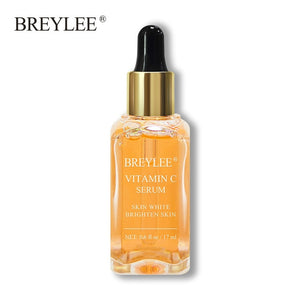 BREYLEE Facial Serum Face Essential Oil 24K Gold Collagen Hyaluronic Acid Moist Vitamin C Whiten Retinol Anti-Aging Skin Care - Smoulder Products