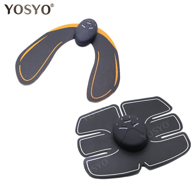 EMS Hip Trainer Muscle Stimulator ABS Fitness Buttocks Butt Lifting Buttock Toner Trainer Slimming Massager Unisex - Smoulder Products