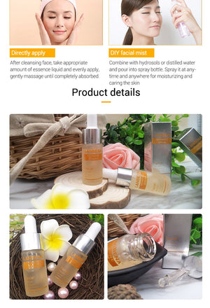 1pcs Hyaluronic Acid Serum Face Cream Snail Essence Moisturizing Acne Treatment Skin Care Repair Whitening Anti Aging Wrinkles - Smoulder Products