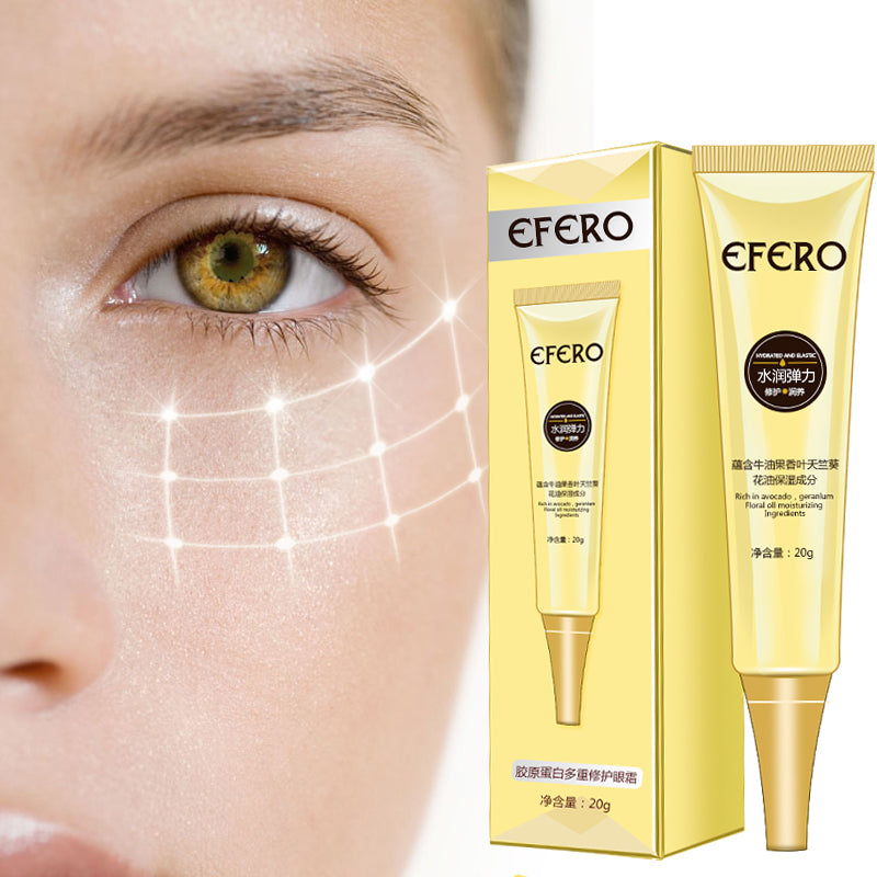 Anti Wrinkle Eye Cream Anti-Puffiness Dark Circle Anti-Aging Hyaluronic Acid Moisturizer Eyes Creams Firming Eye Skin - Smoulder Products