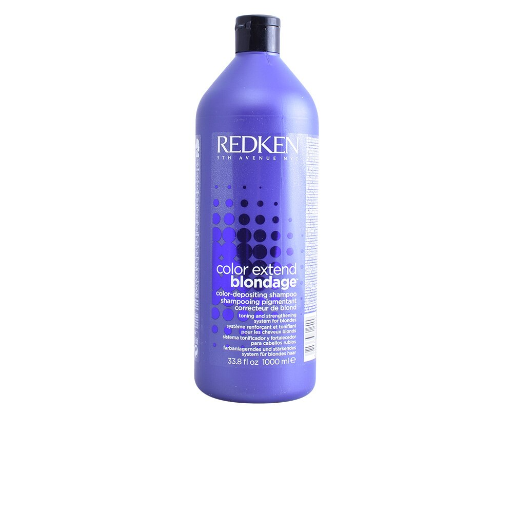 Tinting Shampoo for Blonde hair Color Extend Redken (1000 ml) - Smoulder Products