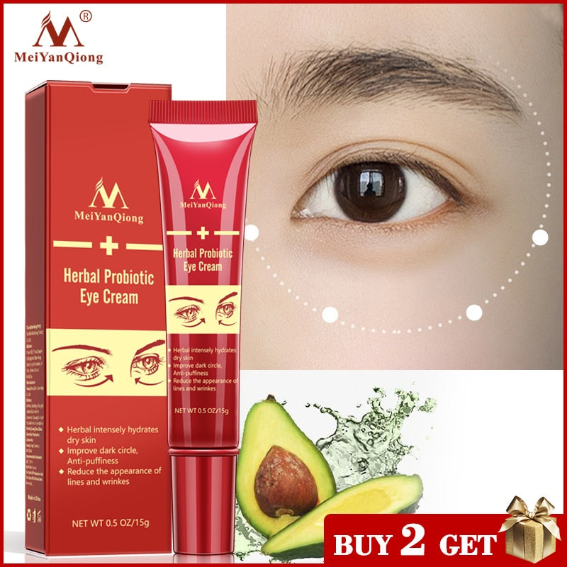 Peptide Collagen Eye Cream Anti-Wrinkle Anti-aging Hydrate Dry Skin Remover Dark Circles Eye Care Against Puffiness And Bags - Smoulder Products