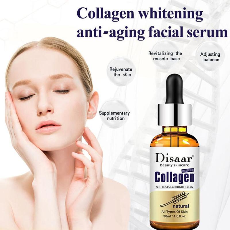 Natural Collagen Beauty Anti Wrinkle Serum Collagen Serum Anti Aging Whitening Face Serum Stock Serum - Smoulder Products