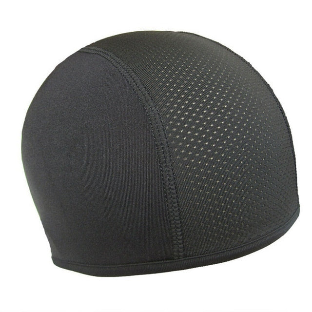 casco moto Helmet Motorcycle Helmet Inner Cap Cool Max Hat Dry Breathable Hat Racing Cap Under Beanie Cap motorcycle Accessories - Smoulder Products