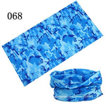 Military Army Camouflage Series pattern Bandanas Sports Ride Bicycle Motorcycle Turban Magic Headband Veil Scarf - Smoulder Products
