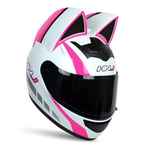 HNJ Motorcycle Helmet Full Face Motocross Casco Moto Double Visor Moto Helmet Motorbike Capacete For Men Women - Smoulder Products