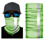 3D Camouflage Skull Solid Bike Mask Scarf Cycling Motorcycle Bandana Outdoor Sports Hiking Fishing Bandana Tops Neck Gaiter - Smoulder Products