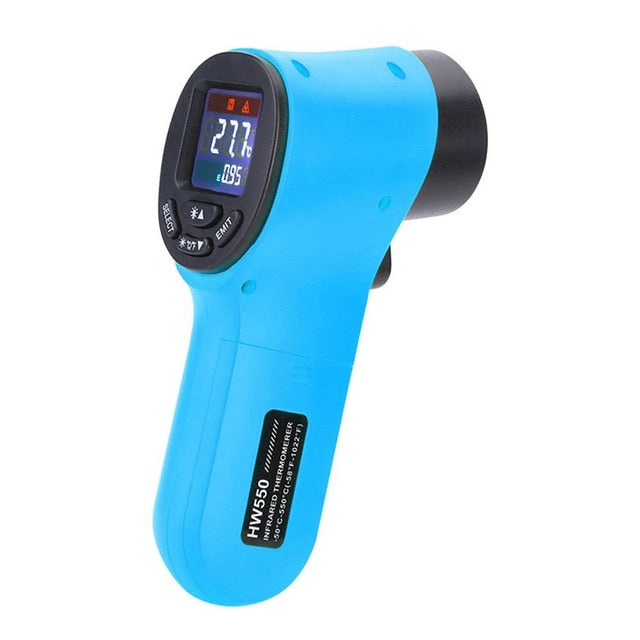 -50~550°C Non-Contact LCD Display Thermometer Portable Handheld Thermometer High Precision Home Kitchen Cooking Thermometer #YL5 - Smoulder Products