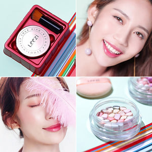 Magic Color Makeup Ball Lasting Oil Control Makeup Soft Light Skin Powder Setting Makeup Bare Mineralize Cosmetic - Smoulder Products