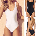 2019 New Style Fashion Hot One Piece Sexy Backless Solid Bikini Women's Swimwear Swimsuit Bathing Suit - Smoulder Products