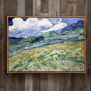 Van Gogh Famous Antique Oil Paintings Reproduction Hand-painted Landscape Oil Painting Art Grate Wall Canvas Artwork Unframed - Smoulder Products
