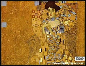 Young woman - Gustav Klimt oil painting reproductions on promotion,50*60cm - Smoulder Products