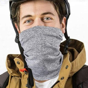 Unisex Neck Gaiter Scarf with Filter Pocket Tube Bandana Motorcycle Half Face Cover Outdoor Cycling Sunscreen Magic Mask - Smoulder Products