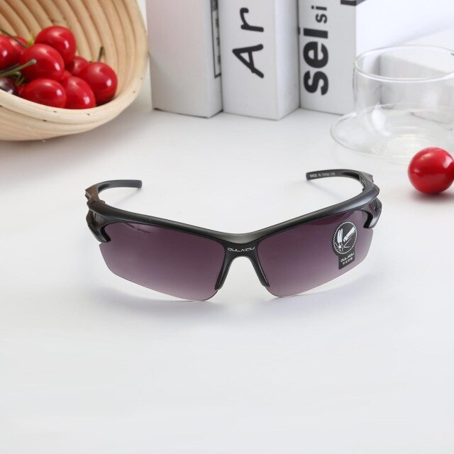 Cycling Eyewear Glasses Outdoor Sport Mountain Bike Sunglasses Explosion-proof UV 400 Sport Cycling Glasses Motorcycle Goggles - Smoulder Products