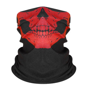 Motorcycle Multi Function Headwear Neckwear - Smoulder Products