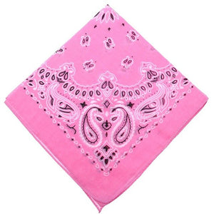 Outdoor Cool Activities Riding Collar Cute Women Print Bandana Scarf Square Head Scarf Female Motorcycle Headwear - Smoulder Products