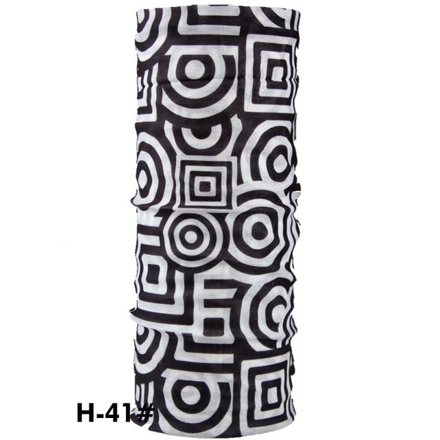 2017 New Fashion Dragon Bicycle Motorcycle Bandana Scarf Tube Scarf Gift for Baby Multifunctional Seamless Tubular Scarf HY15 - Smoulder Products