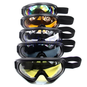 New Snowboard Dustproof Sunglasses Motorcycle Ski Goggles Lens Frame Glasses Paintball Outdoor Sports Windproof Eyewear Glasses - Smoulder Products