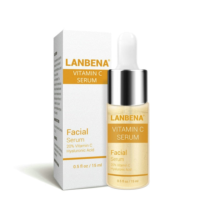 LANBENA Blueberry Hyaluronic Acid Serum Essence Oil Moisturizing Reduces Fine lines Whitening Anti-Aging Anti Wrinkle Skin Care - Smoulder Products